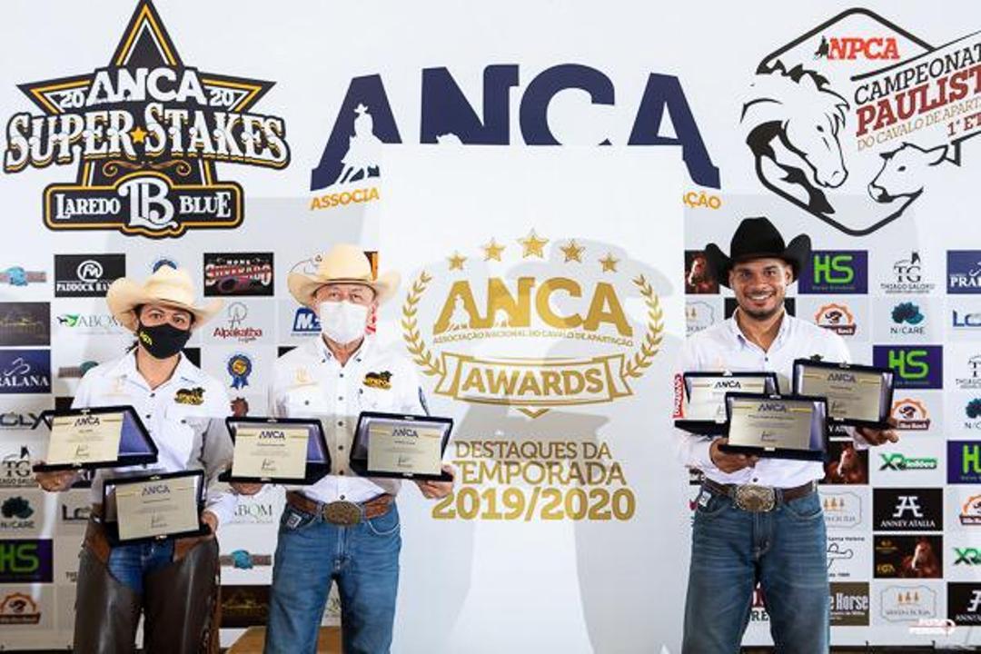 Fazenda Gruta Azul leva sete prêmios no ANCA Awards