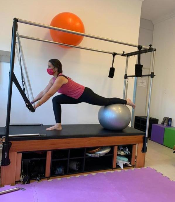 Pilates para atletas equestres é ganho de performance