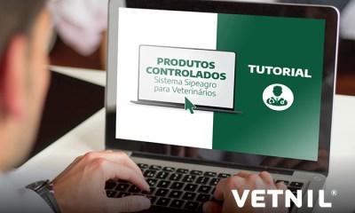 Vetnil lança tutorial com instruções de acesso e uso do SIPEAGRO