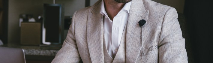Golden Rules for Suit Style