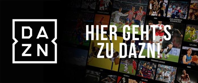 DAZN WM 2018