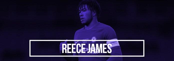 Reece James Porträt