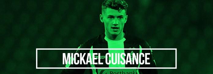 Mickael Cuisance Porträt