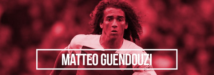 Guendouzi Arsenal London