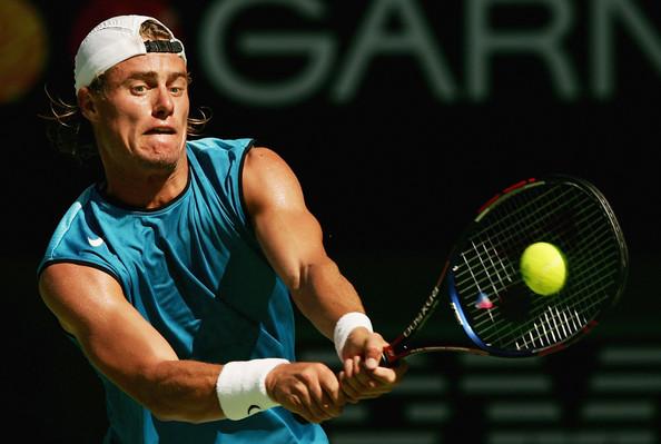 Lleyton Hewitt Australian Open 2005