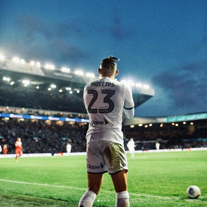 Kalvin Phillips Leeds United