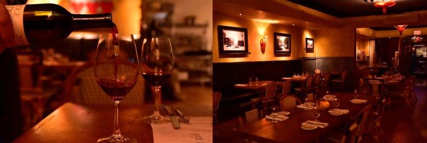 Cavé Vin Interior