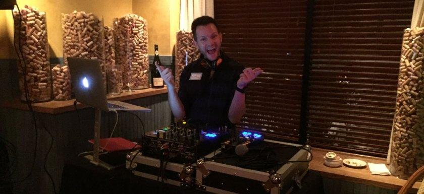 DJ Leif Anderson