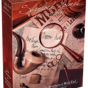 Sherlock Holmes : Detective Conseil – Jack l'éventreur et Aventures à West End