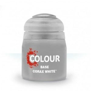 Base Corax White 21-52