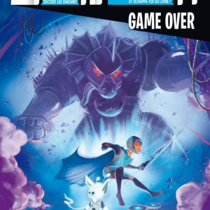 Escape Book Enfant – Game Over