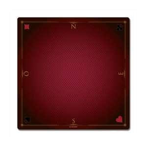 Tapis Prestige Rouge – 60×60