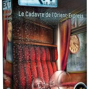EXIT : Le Jeu – Le Cadavre de l'Orient-Express