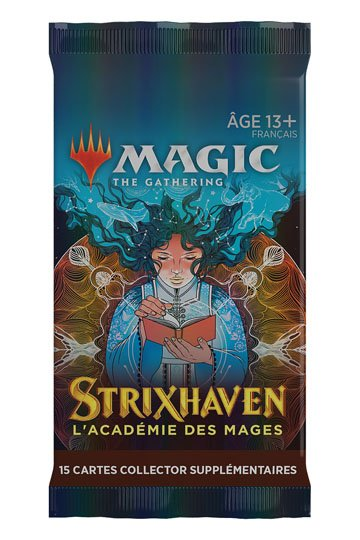 Magic the Gathering - Strixhaven : l'Académie des Mages booster collector Français