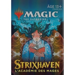 Magic the Gathering Strixhaven : l'Académie des Mages booster collector
