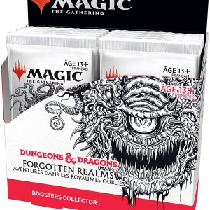 Magic the Gathering D&D Forgotten Realms – Boîte de boosters Collector