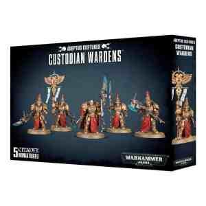 Custodian Wardens 01-11