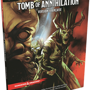 Dungeons & Dragons 5 – Tomb of Annihilation