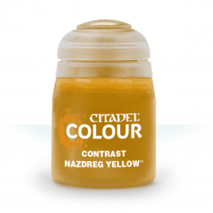 Nazdreg Yellow 29-21