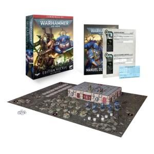 Warhammer 40 000 – Édition Recrue