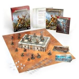 Warhammer Age of Sigmar : Set d'Initiation Guerrier