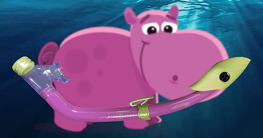 Hippo snork