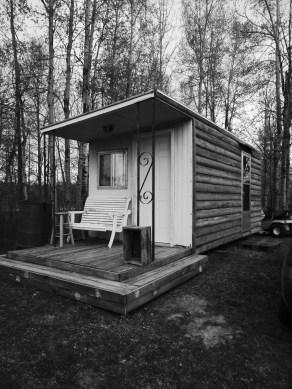My cabin!