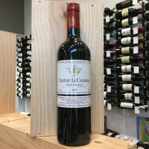 cadarsac rotated - Château le Cadarsac 2015 - Bordeaux 75cl