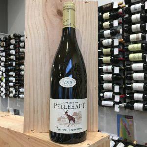AMPELOMERYX BLANC 18 rotated - Pellehaut Ampelomeryx blanc 2018 - Côtes de Gascogne 75cl