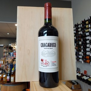 CHACABUCO - Chacabuco 2020 - Argentine 75cl
