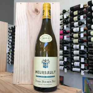 MEURSALT 13 rotated - Dom. P. Bourée Meursault 2013 75cl - RUPTURE