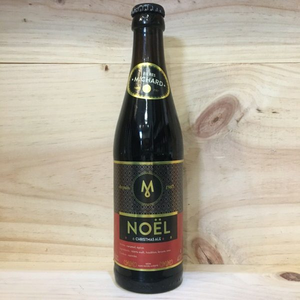 MICHARD NOEL 1 rotated - Michard - Bière de Noël 33 cl