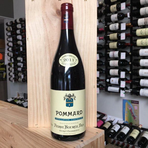 POMMARD 2011 rotated 1 - Pierre Bourée Pommard 2011 75cl