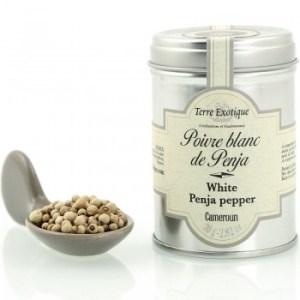 Penja blanc - Poivre blanc du Penja 70gr