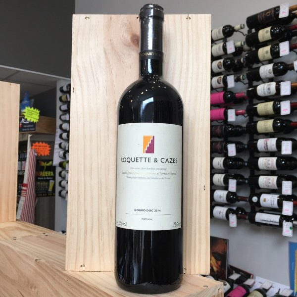 ROQUETTE 2014 rotated - Roquette & Cazes - Douro 75cl