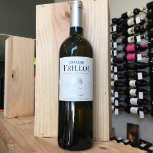 TRILLOL BLC 17 rotated - Château Trillol 2017 - Corbières blanc 75cl