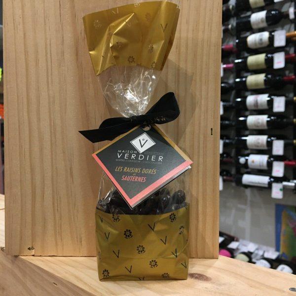 VERDIER POCHON rotated - Raisins dorés Verdier - pochon 100 gr
