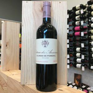annereaux rotated - Château des Annereaux 2018 - Lalande de Pomerol BIO 75cl