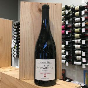 arbin mon rotated - Les Rocailles Arbin Mondeuse 2017 - Savoie 75cl