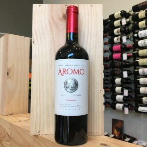 aromo rotated - Aromo Reserve Private 2017 - Chili 75cl