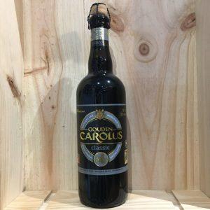 carolus classic 1 rotated - Carolus Classic 75 cl - bière brune