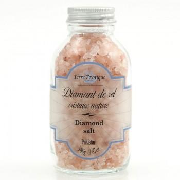 diamant cristaux - Diamant de sel 280 gr