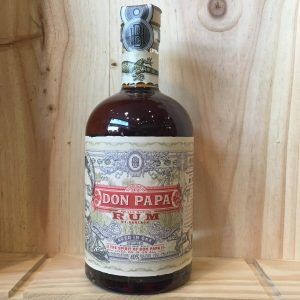 don papa 7 rotated - Don Papa 7 ans 70 cl - Philippines