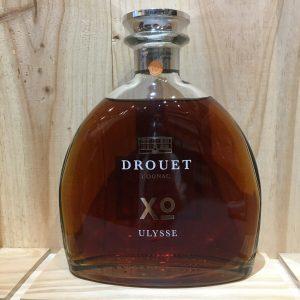 drouet XO rotated - Drouet Ulysse 70 cl - Cognac XO