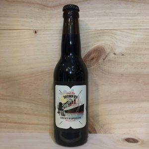 effet pap brown ipa 1 rotated - Effet Papillon - Brown IPA 33 cl - bière brune
