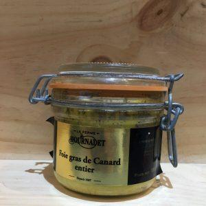 foie 180 rotated - Foie gras de canard Hournadet 180 gr