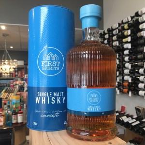fs single malt - First Spirits - Single Malt Whisky 70 cl