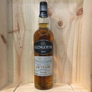 glengoyne 15 rotated - Glengoyne 15 ans 70cl - Single Malt Scotch Whisky