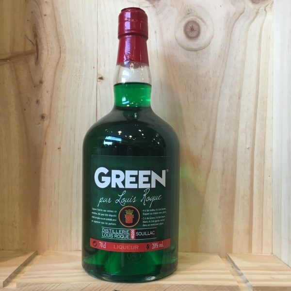 green 20 rotated - Roque - Green 70 cl