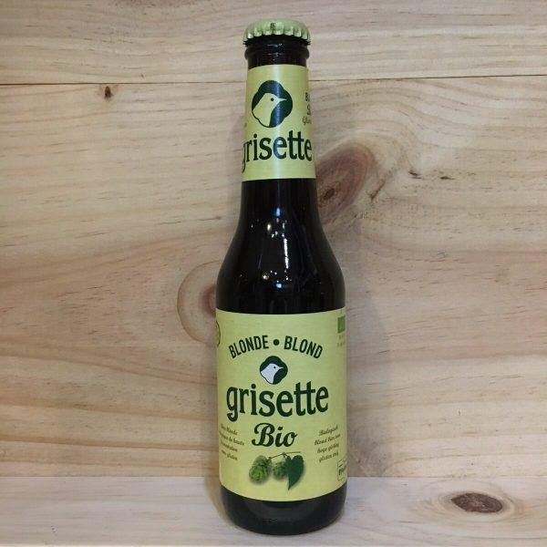 grisette 1 rotated - Grisette 25 cl - bière blonde BIO